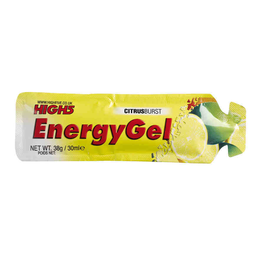 Energy Gel Citrom 38g (karton 20x38g 375.-Ft/db) | Bicikliakcio.hu